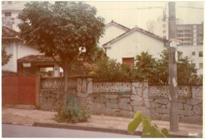 Casa antiga do Bairro da Serra (Rua do Ouro, 650), Belo Horizonte