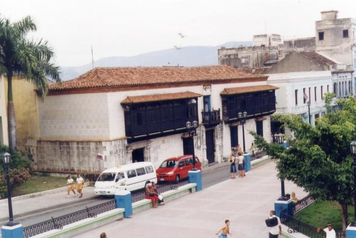 Museu em Santiago de Cuba